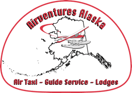 AANewLogo 1 - Home of Airventures-Anchorage Alaska-Moose, Bears and Salmon Fishing by Plane