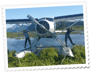 Float Plane3 1 - Home of Airventures-Anchorage Alaska-Moose, Bears and Salmon Fishing by Plane