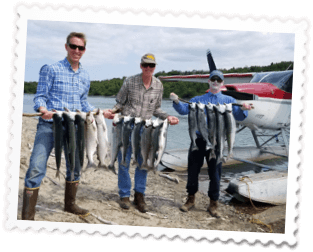 Great Salmon Catch - Day Trips/Charters - Glacier Tours - Bear Viewing - Anchorage