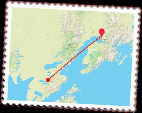 Map - Bear Viewing Info